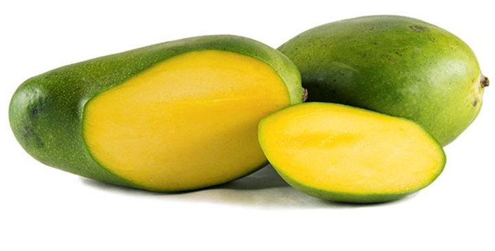 Organic Mangoes (Keitt)