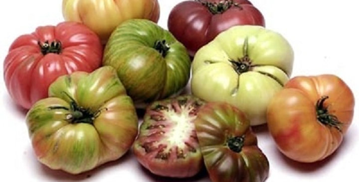 Organic Tomatoes (Heirloom, Assorted)