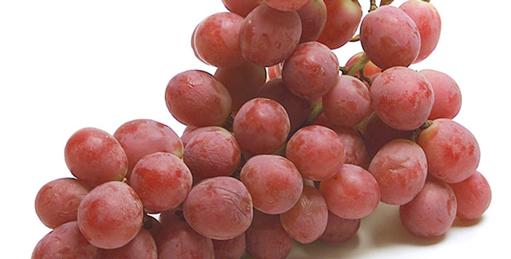 Organic Grapes (Globe, Red)