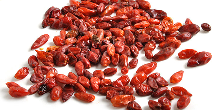 Dried Peppers (Pequin)