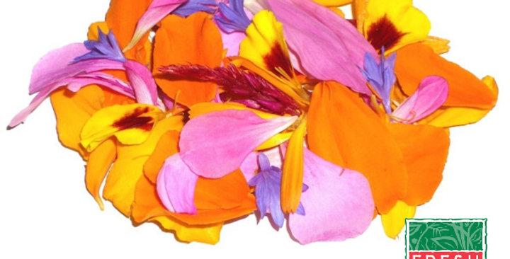 Edible Flowers (Premium Confetti)