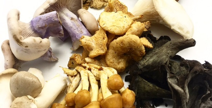Mushrooms (Wild Chef's Blend)