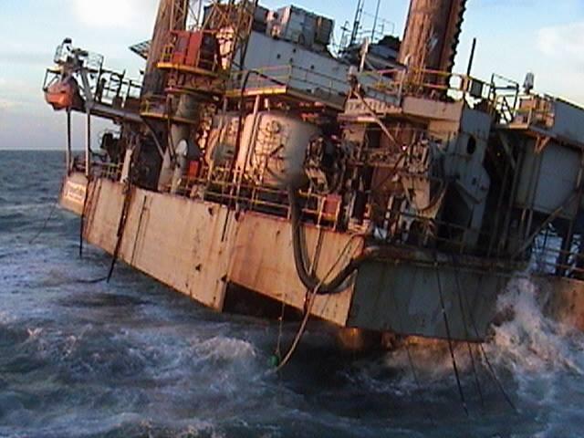 Heavy Salvage Parker J14