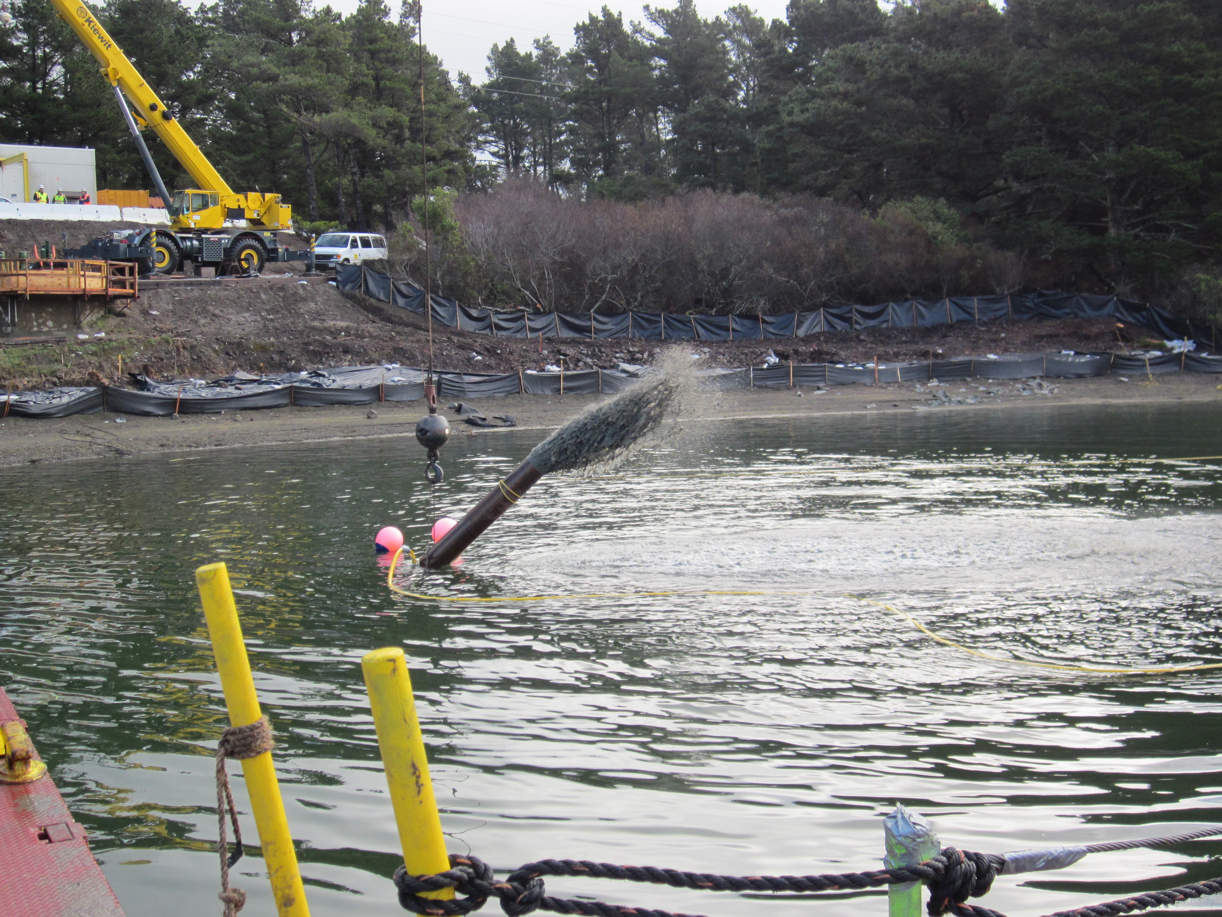 Dredging, Jetting, & Airlifting