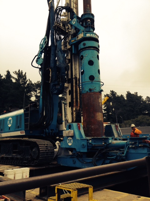 Casing and Piles