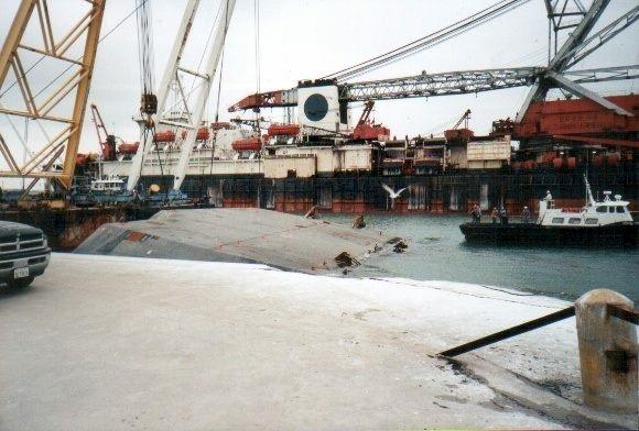 Heavy Lifting Operations