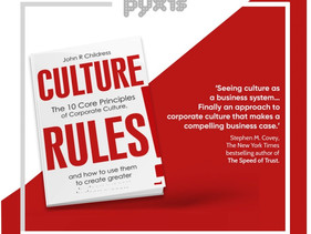 The 10 Core Principles of Corporate Culture