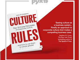 The 10 Core Principles of Corporate Culture
