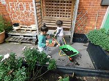 Yeladenu Muswell Hill Nursery Garden
