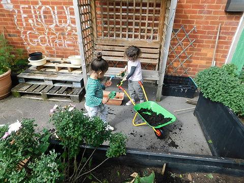 Muswell Hill Nursery Yeladenu