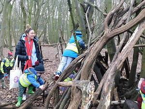Yeladenu Muswell Hill Nursery Explore Outdoors