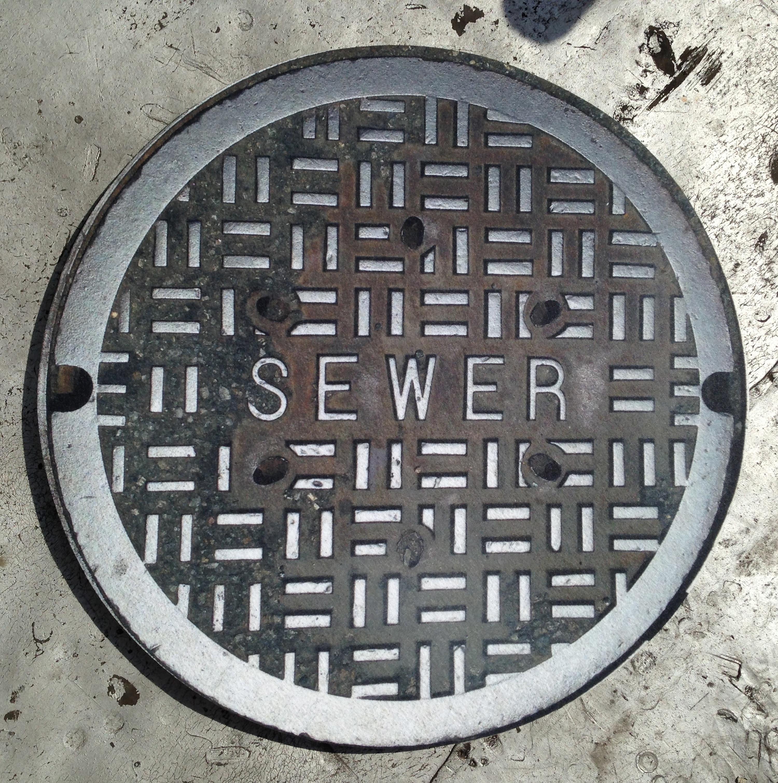 Sewer, Lift Station, Lint Trap