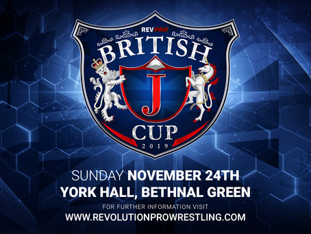 British J Cup Returns to London November 24th!