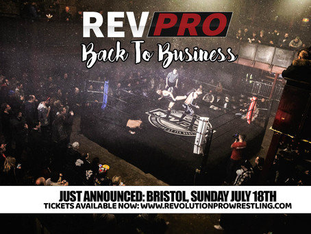 Bristol: Return date confirmed for this July