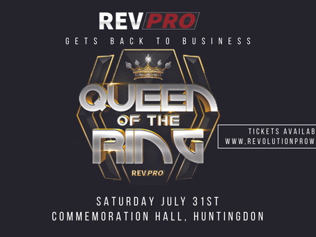 Huntingdon: The 2021 Queen of The Ring is set!
