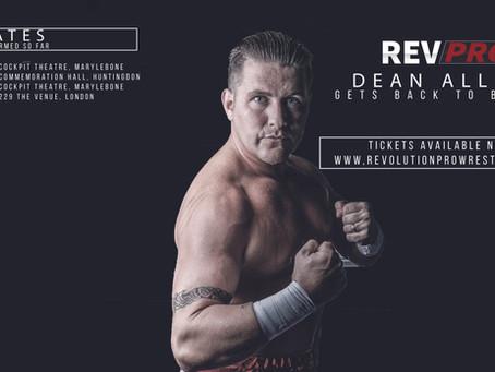Dean Allmark set to return to RevPro