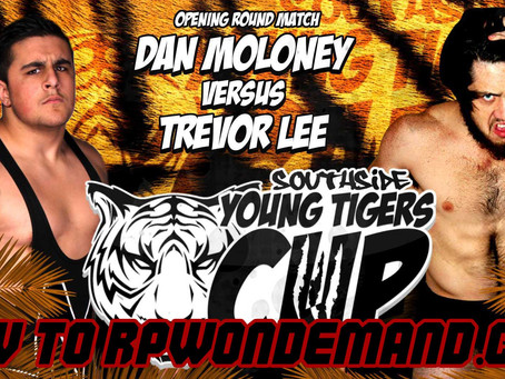 VOD: Southside Wrestling Young Tigers Cup 2015 added On Demand