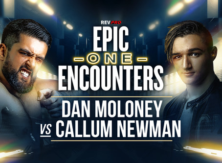 Speed Vs Power. Watch Moloney Vs Newman SUNDAY on FITE!
