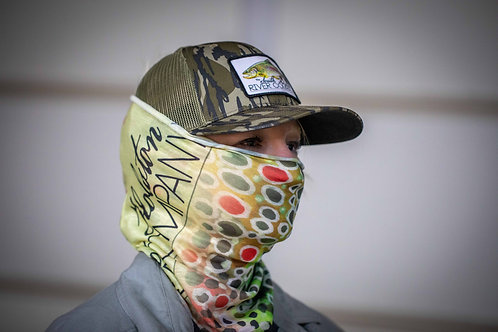 UV sun mask / neck gaiters