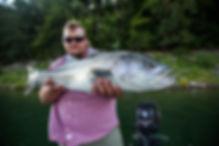 Boone Lake Striper