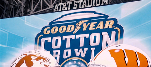 GoodYear Cotton Bowl