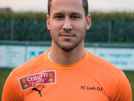 FC Linth 04: Roman Güntensperger bleibt bei den Glarnern