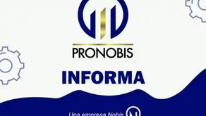 MENSAJE DE PRONOBIS