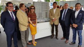 Pronobis colocó primera piedra del proyecto Santana Lofts en Ciudad del Río