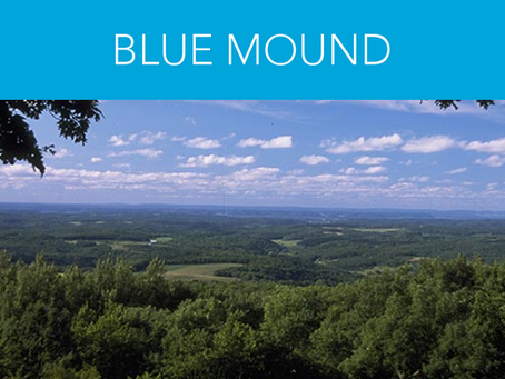 How to Find Us - Blue Mound State Park