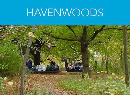 How to Find Us - Havenwoods State Forest