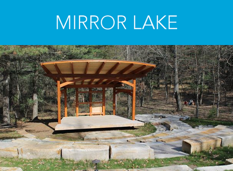 How to Find Us - Mirror Lake State Park