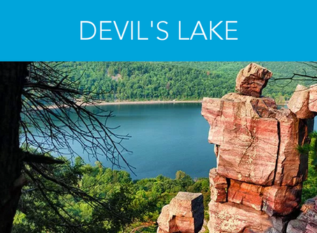 How to Find Us - Devil's Lake State Park