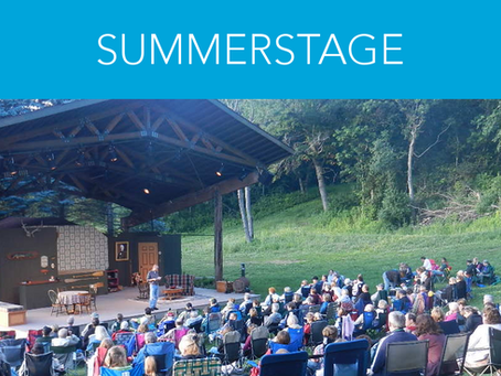 How to Find Us - SummerStage at Lapham Peak