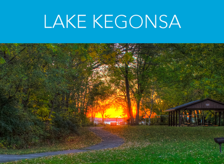 How to Find Us - Lake Kegonsa State Park