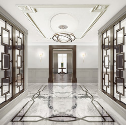 XL Design _ Foyer rendering