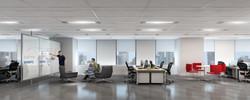 I10-BBDO Office  3D Rendering