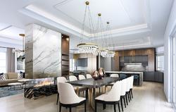 XL design  _ Dining rm rendering