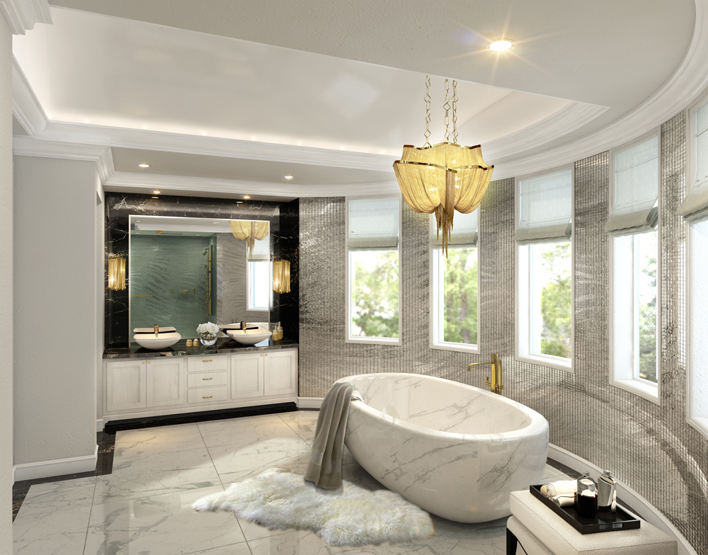 Mississauga Luxury Ensuite