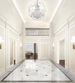 XL Design_Foyer  rendering