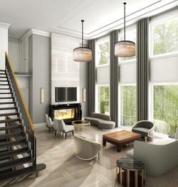 Oakville luxury home