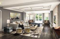Oakville luxury home_family room