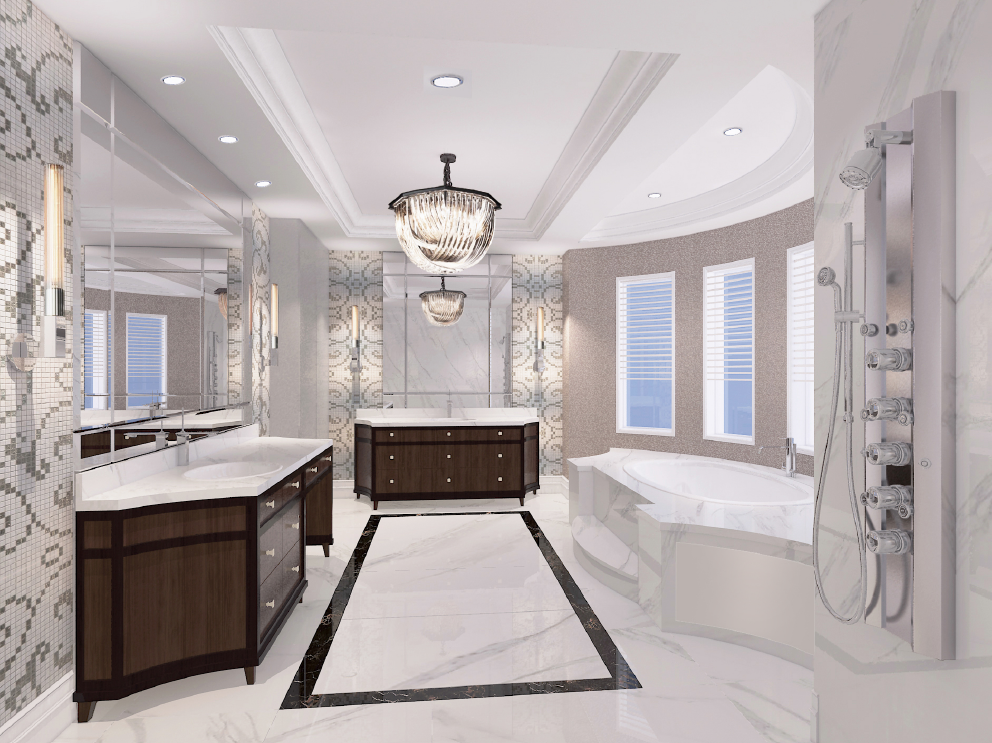 XL Design_master ensuite rendering
