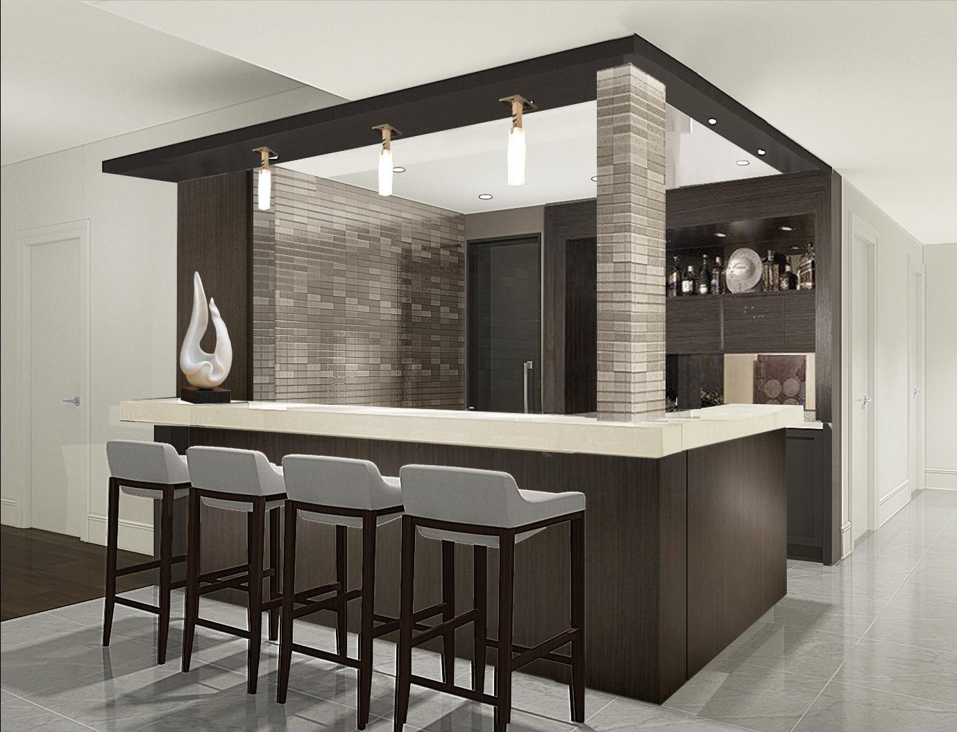 XL Design _ bar rendering