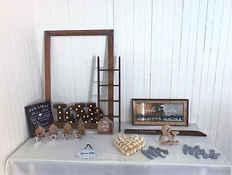 Wide Variety Of Decor Items
