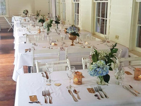 Table & Chair Layout Ideas