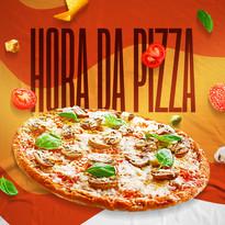 HORA DA PIZZA SEMANA GRÁTIS DESIGNER PRE