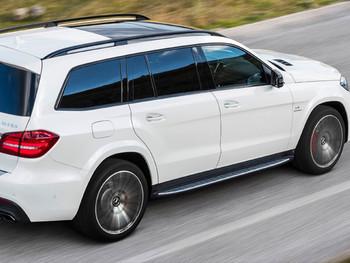Более 8 тысяч Mercedes-Benz отзывают в России