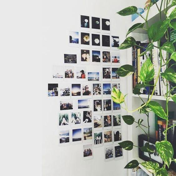 9 maneiras criativas de exibir suas fotos