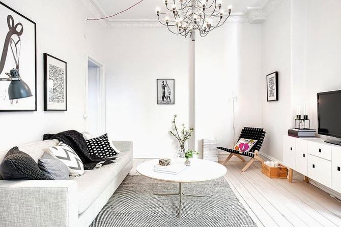 O estilo escandinavo de decoração