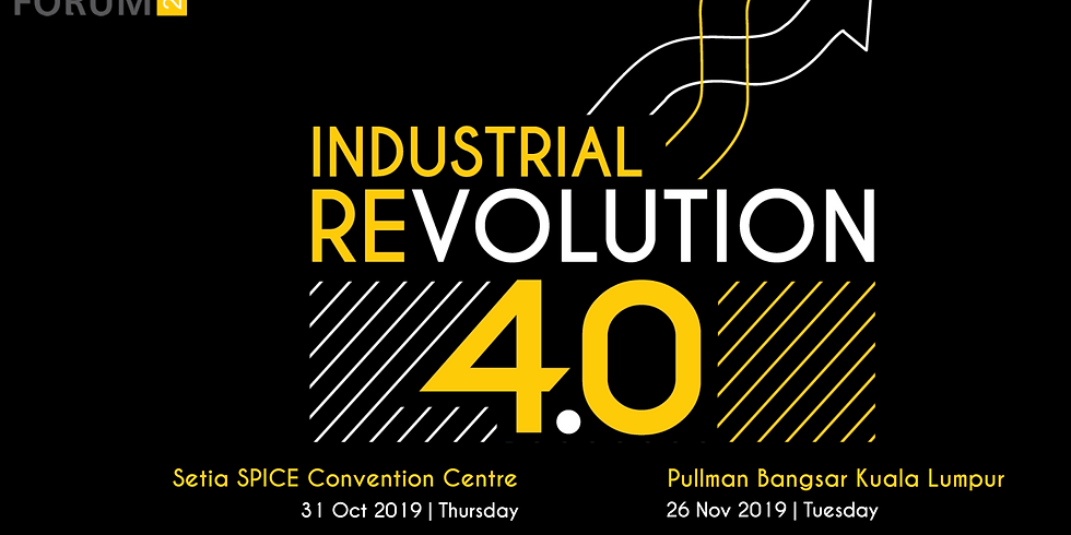SME CEO Forum Kuala Lumpur: Industrial Revolution 4.0